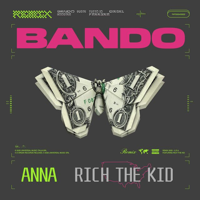 Bando (feat. Rich The Kid) [Remix]